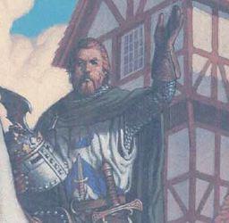 Stefan Karameikos III, Grand Duke