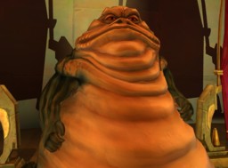 Warden Deluca the Hutt