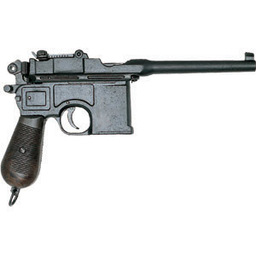German Machine Pistol