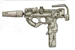 Ingram Smartgun X (Custom)