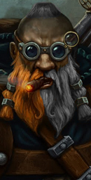 Thaddius Anvilforge