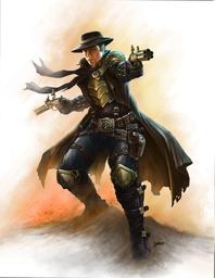 Lord Toryn Haviair- Aristocrat, Gun Mage & Arcanist