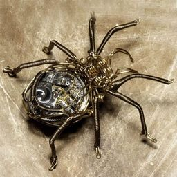 Clockwork Spider