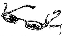 Techno-Wizard Reading Glasses