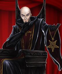 Cardinal Adrastus Thorn
