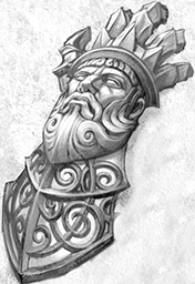 Silver Gauntlet of Nuada