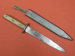 German fighting knife