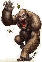 Carnivorous Ape (species)