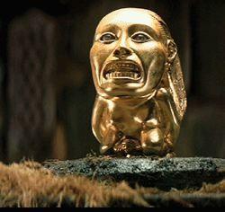 Golden Idol of Sleethloc
