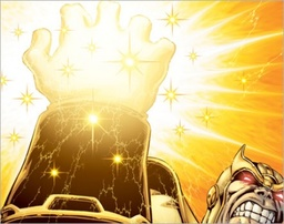 Gleaming Gauntlet of the Sun Lord