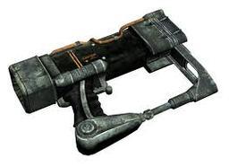 Z-7 Laser Pistol