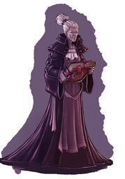 Judge Embreth Daramid