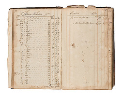 Ship's Ledger