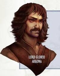 Lord Glorio Arkona