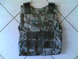 Camouflaging Flak Jacket