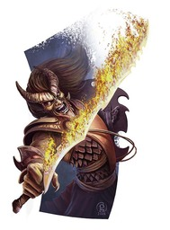 Fire Lord of DiVolo