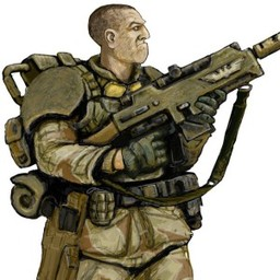 Sergeant Kennoch Quin