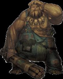 Munguk (Mungus) the Giant