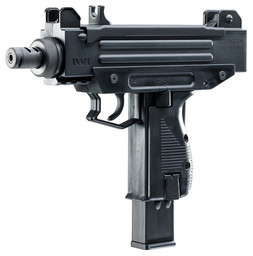 Johnny Italy's Uzi submachine gun