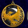 Phoenix Egg Shell Amulet