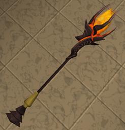 Rod of Wrathful Flame