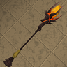 Rod of Wrathful Flame