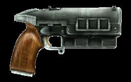 Last Word Needle Pistol