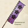 Sashimono of Comfort