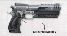 Hermann's Ares Predator V
