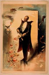 'Eisenheim The Magician'