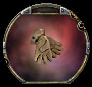 Cardinal's Gloves