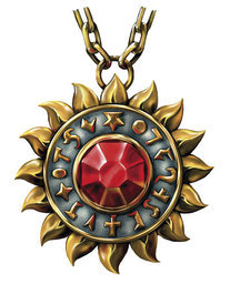 Medallion of Rhondalis