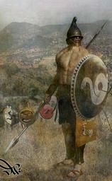 Glavius of Corinthia