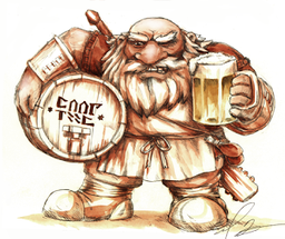 Rogar Hopsbeard's Journal of Brews