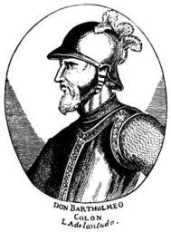 Bartholomew Columbus