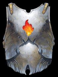 Breastplate of Sacred Fire