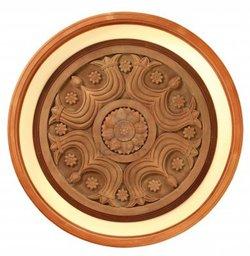 Wooden Lotus