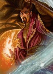 Ser Saladin Il Muhaji