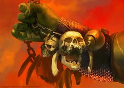 Raglip's Bone Talisman