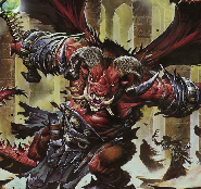 Orcus, Lord of the Undead