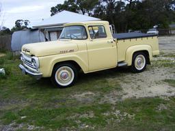 Déclán's Truck