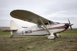 Déclán's Plane