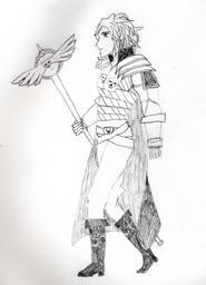 Inquisitor Jorvan Pierce