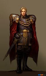 Rogue Trader Uriah Nixios