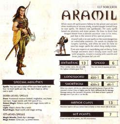Aramil (iconic)