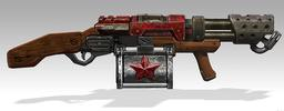 Fireball Hand Cannon
