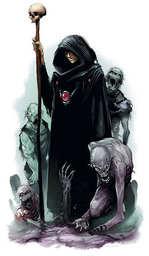 Kraxtor the Necromancer