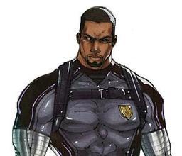 "Lieutenant Bo ""Garrison"" Brown"