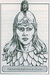 Thesia Gilia von Kurkum