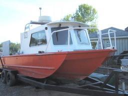 Déclán's Boat